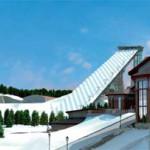 Трассы для фристайла в Токсово - на заключительной стадии строительства