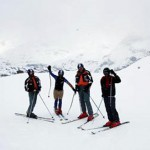 Список работающих горнолыжных курортов в разных частях света