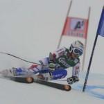 Зельден: в составе французской команды Аделин Бод и Габи Ривас