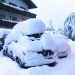 Крупнейший снегопад октября в Альпах!