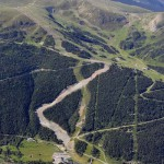 Грандвалира  построила трассу скоростного спуска FIS