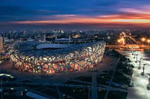 Пекинский национальный стадион «Птичье гнездо»