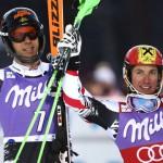 Двойная победа австрийцев в Леви