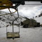 40000 израильтян ожидаются в этом году на лыжных курортах Европы