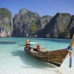 Залив Майа / Maya Bay в Таиланде.