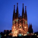 Топ-10 потрясающих мест в Европе: Собор Святого Семейства, Испания