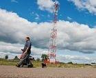 Лыжный курорт без мобильного телефона из-за страха перед радиацией