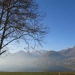 В Альпах резкое потепление