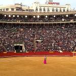 Одна из главных достопримечательностей Валенсии — арена для корриды Plaza de Toros de Valencia