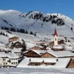 Варт-Шрёкен / Warth-Schrocken, Австрия.