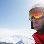 Было много споров о том носить ли лыжные шлемы. Фото: Алами.