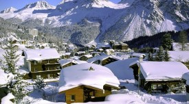 Ароза, Швейцария.