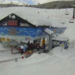 Новые сильные снегопады в Альпах