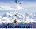 Кран-Монтана, Швейцария - доступен не только для VIP-ов!