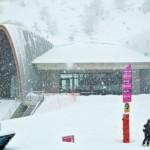 Новые сильные снегопады в Альпах и других странах Европы и Америки (ч.2)