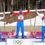 Россия побеждает на Играх в Сочи!