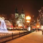 Christmas-Praha