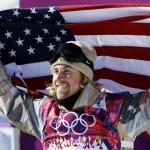 Первая золотая медаль для США