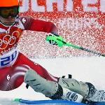 Слалом в супер-комбинации: сюрпризы Олимпиады продолжаются