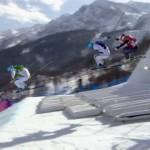 Ски-кросс: французы удивили всех!