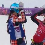 В женском ски-кроссе подиум на 2/3 канадский
