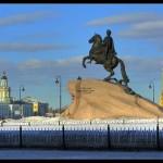 Медный Всадник, Санкт-Петербург. Фото: Глеб Драпкин.