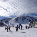 В феврале в Гранвалире число посетителей выросло на 10%