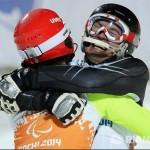 Сразу две золотые медали у россиян паралимпийцев в слаломе