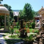 """""""Старый парк"""" в Кабардинке."""