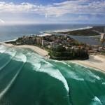 Золотой Берег, Квинсленд, Австралия.