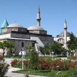 Музей Мевляны, Конья, Турция.