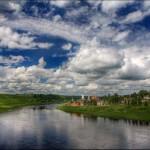 Верхняя Волга.