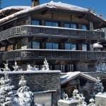 Внутри роскошного лыжного домика стоимостью  382 тыс. $ в неделю в Куршевеле