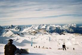 Ле дез Альп / Les 2 Alpes, Франция.