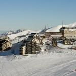 Горнолыжный курорт Люшон - Супербаньер во Французских Пиренеях