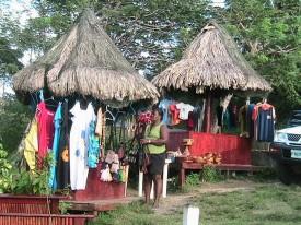Шопинг в Гондурасе.