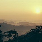 Закат на Шри-Ланке. Фото: Линкольн Джадд.