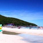 Пляжи Таиланда.
