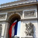 Триумфальная арка в Париже, часть 2