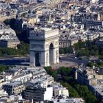 Триумфальная арка в Париже, часть 3