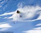 Блеккомб (Канада) открывает летний сезон катания на лыжах.