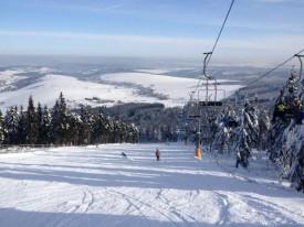 Фичтлберг-Клиновец - первый чешско-немецкий горнолыжный курорт.