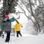 Лучшие снегопады десятилетия: Австралию завалило снегом
