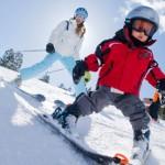 В каком возрасте начинать обучение горным лыжам