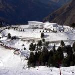 В Малам Джабба построят две гостиницы 3 и 5 звезд