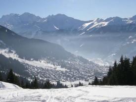 Вербье, 4 Долины, Швейцария.
