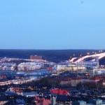 В Стокгольме пройдет этап Кубка мира по параллельному слалому