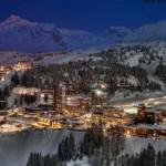 Мировой рейтинг  горнолыжных курортов на основе продаж скипасов