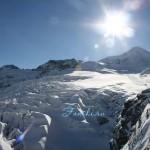 Таяние альпийских ледников замедляется