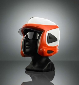 Противолавинный шлем Aeros.